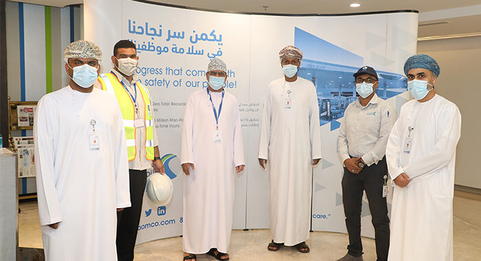 Oman Oil Company celebrates 25 million hours with zero recordable injuries