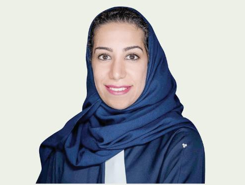 Noor Shabib, vice president at Saudi Industrial Development Fund
