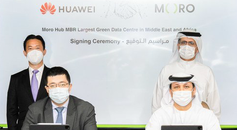 DEWA digital arm to build region's 'largest solar-powered' data centre with Huawei.
