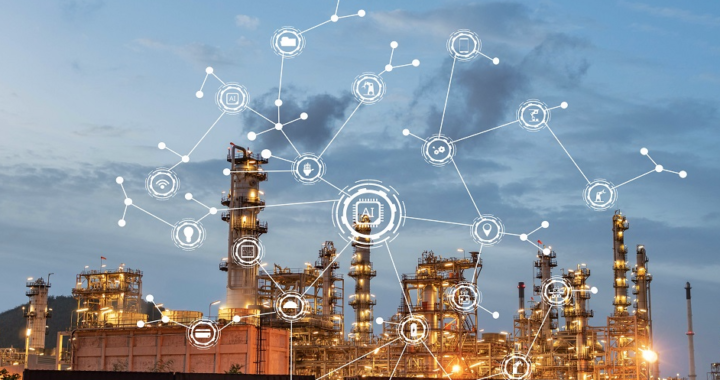 Aramco co-leads report on cyber resilience in oil industry.