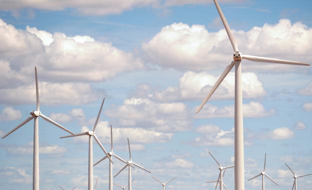 Successful trials on Saudi Arabia's first wind farm.