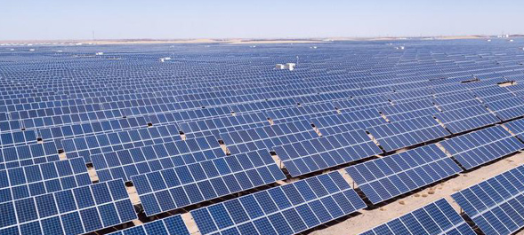 Two 600MW solar plants set to be built in KSA.
